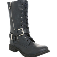 Navy Oracle Combat Boot