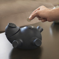 Porkfolio Smart Piggy Bank | The Gadget Flow