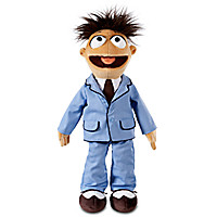 Walter Plush Toy - Muppets - 18''