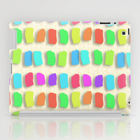Pastel Colors Paint Dabs iPad Case by Tees2go