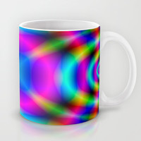 The 60's Vibe Mug by Alice Gosling