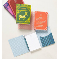Anthropologie Zodiac Notepad from Anthropologie | BHG.com Shop