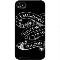 Harry Potter Solemnly Swear Black Phone Case for iPhone and Galaxy | WBshop.com | Warner Bros.