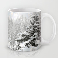 winter magic Mug by Marianna Tankelevich
