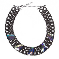 ShoeDazzle Out Of This World Necklace
