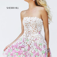 Sherri Hill - 11053 - Prom Dress - Prom Gown - 11053