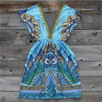 Hacienda Dress, Womens Bohemian Clothing & Accessories