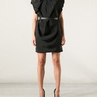 VIKTOR & ROLF bow detail dress