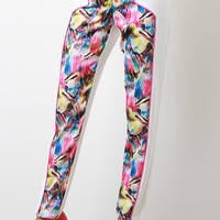 Electric Flock Pants