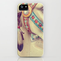 Native Carousel iPhone & iPod Case by CAPow!