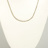 Le Petit Diamant Gold Rhinestone Necklace