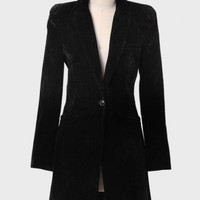 Stratton Park Velvet Coat