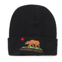 LA Hearts CA Bear Beanie at PacSun.com