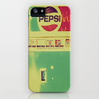 Say Pepsi! iPhone & iPod Case by DuckyB (Brandi)