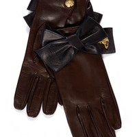 Bow and Orb Gloves | Vivienne Westwood