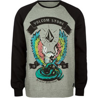 VOLCOM Zippy Mens Sweatshirt