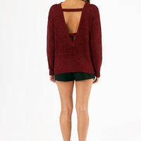 Warm Me Knit Sweater $46