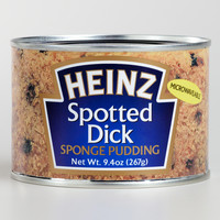 HEINZ SPOTTED DICK PUDDING