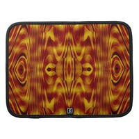 Flames Abstract Folio Planners