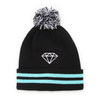 Diamond Supply Co DMND Pom Beanie at PacSun.com