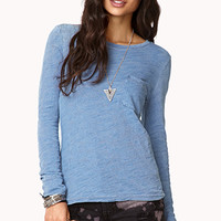 Favorite Slub Knit Top