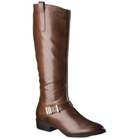 Women's Sam & Libby Parker Tall Boots - Tan