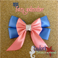Mini Fairy Godmother Bow
