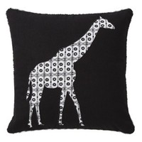 Mudhut™ Suri Giraffe Decorative Pillow - 18x18""