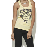 Little Miss Sunshie Tank - WetSeal