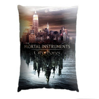 The Mortal Instruments Cover. Pillow Case Cover Custom Design. Select the option for size