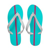 Re-Created ONE Flip Flops
