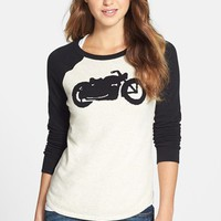 Lucky Brand Motorcycle Intarsia Knit Sweater | Nordstrom