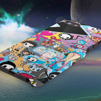 Tokidoki All Character 3D iPhone Cases for iPhone 4,iPhone 4s,iPhone 5,iPhone 5s,iPhone 5c,Samsung Galaxy s3,Samsung Galaxy s4