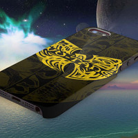 Wu Tang Logo Yellow 3D iPhone Cases for iPhone 4,iPhone 4s,iPhone 5,iPhone 5s,iPhone 5c,Samsung Galaxy s3,Samsung Galaxy s4