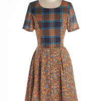 Professorial Debut Dress | Mod Retro Vintage Dresses | ModCloth.com