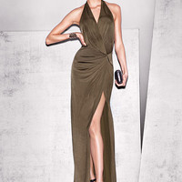 High-slit Maxi Dress - Victoria's Secret