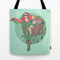 Alter Ego Tote Bag by micklyn