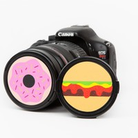 Snack Cap Lens Caps - The Photojojo Store!
