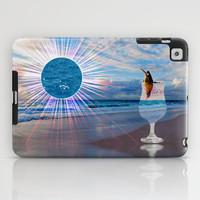 BEACH FANTA-SEA iPad Case by catspaws