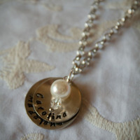 Customizable Necklace from Handmade Bijoux