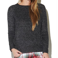Shaker Pullover Sweater | Wet Seal