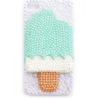 RHINESTONE POPSICLE PHONE CASE - 5