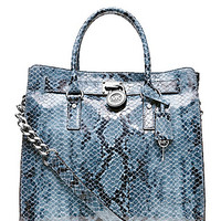 MICHAEL Michael Kors East/West Hamilton Satchel | Dillards.com