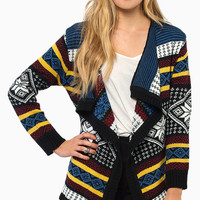 Cardigan Knit Sweater $46