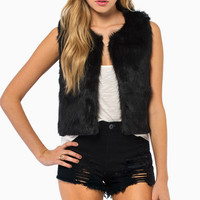 Crop Or Drop Vest $49