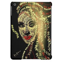 Text Art (Beautiful) ipad Air Case