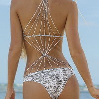 The Girl and The Water - Mikoh Swimwear 2014 - Seychelles One Piece Various Colors - $202
