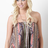 Primal Fever Bandeau Top