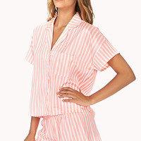 Classic Striped PJ Set