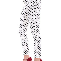 Connect the Dots Graphic Pants - PLASTICLAND